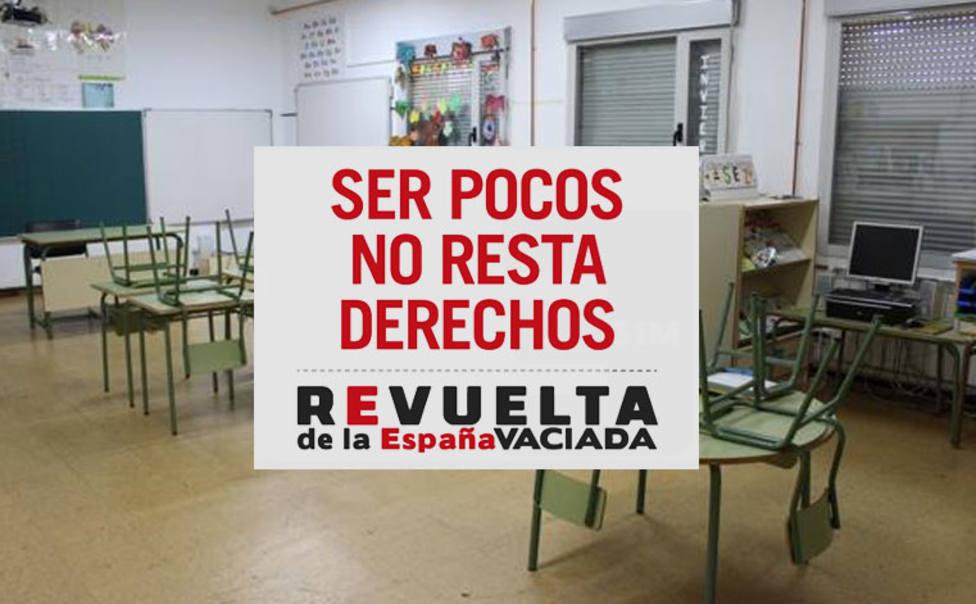 #YoParoPorMiPueblo, un hashtag para paralizar la España vaciada el 4 de Octubre