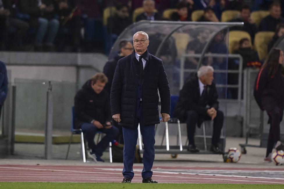 Ranieri, nuevo entrenador de la Sampdoria hasta junio de 2021