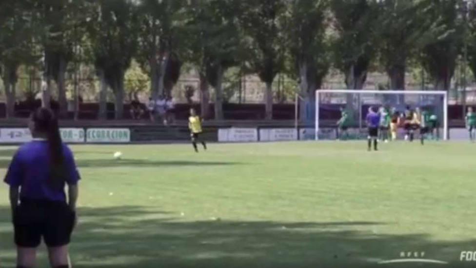 Crueles insultos contra una árbitro de fútbol en La Rioja: Hija de put*. Las mujeres no servís para nada