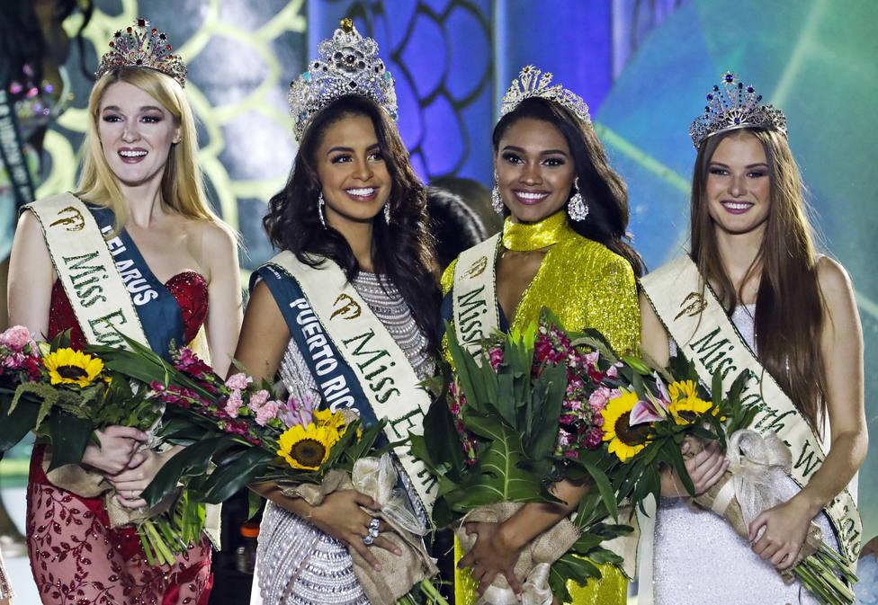 El certamen Miss Tierra 2019 se ha celebrado en Manila