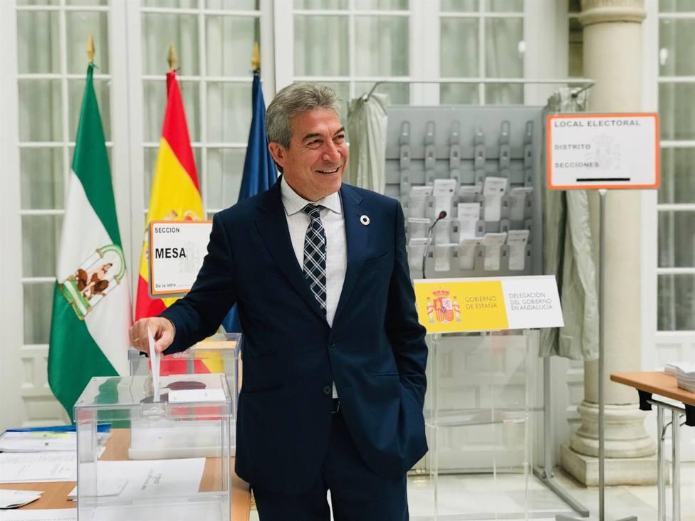 Seguridad Elecciones 10N Andalucía