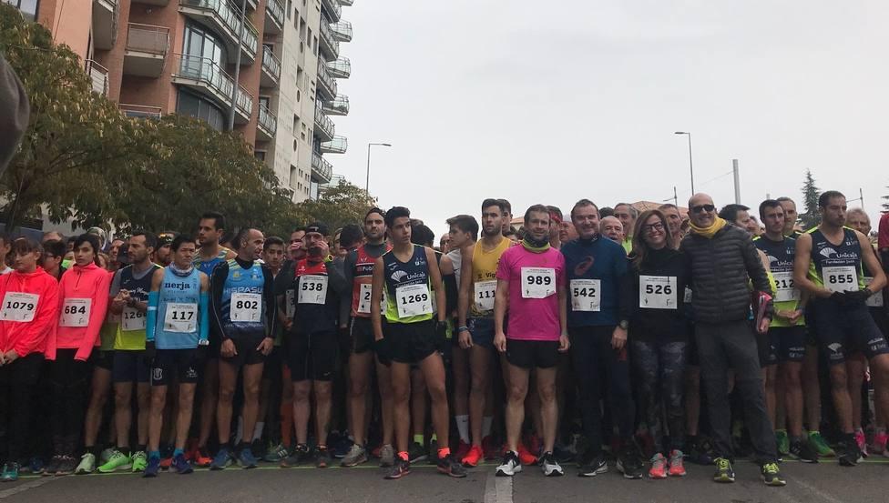 La XX Carrera Popular y la Gran Caminata por la Paz y la Integración congrega a 1.300 participantes