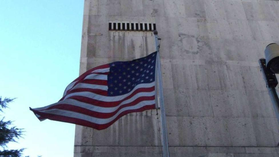Embajada de Estados Unidos en Madrid