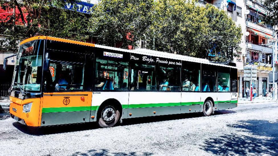Se mantienen las líneas de transporte urbano para el Hospital Neurotraumatológico