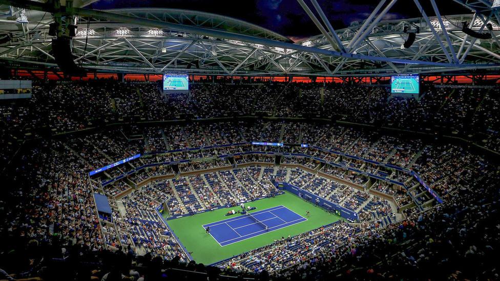 La sede del US Open, en Flushing Meadows, se transformará en hospital
