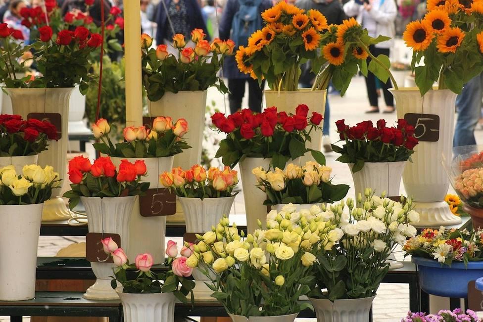 Se dispara la venta de flores por el Día de la Madre
