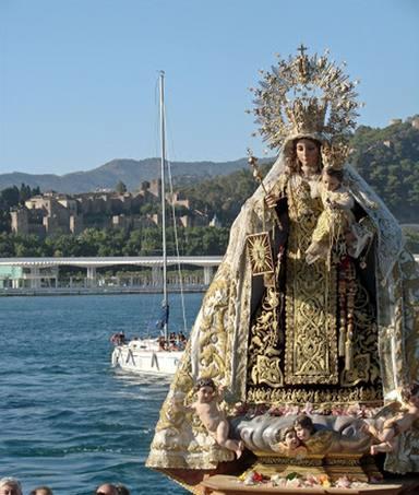 El origen de la Virgen del Carmen