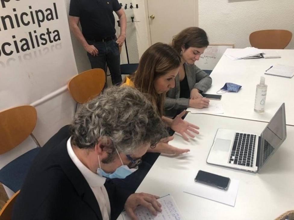 PSOE y Podemos piden la dimisión de la edil de Derechos Sociales por mentir sobre becas comedor