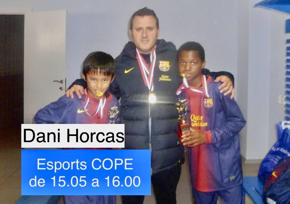 Dani Horcas: No creo que Ansu Fati piense en marcharse del Barça