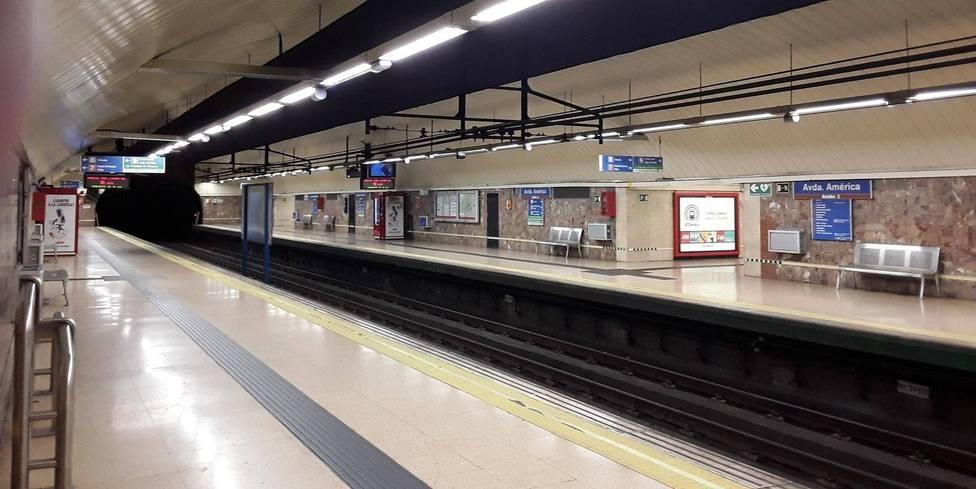 Detenidas dos de las menores que participaron en la agresión racista del Metro de Madrid