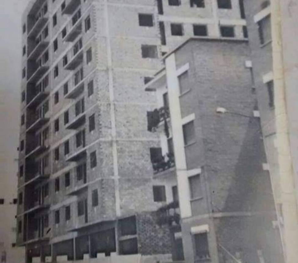 Hoy se cumple el 50º aniversario del derrumbe del Edificio Azorín de Almería