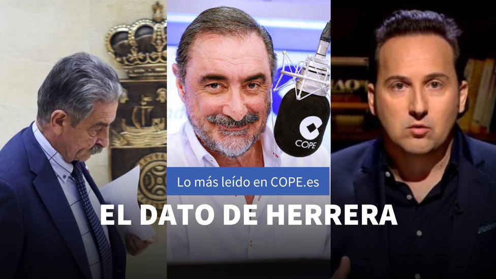 El dato con el que Herrera desmonta la gestión socialista, entre lo más leído de este lunes