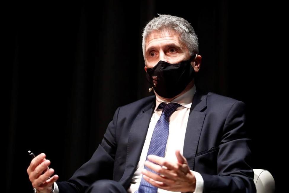 El ministro del Interior ha calificado de muy preocupante la presunta utilización partidista de las fuerzas