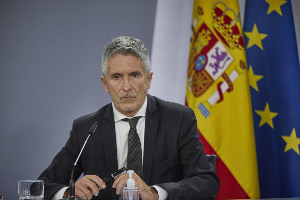 El PP exige la destitución de Marlaska por lo ocurrido en Arguineguín (Canarias)