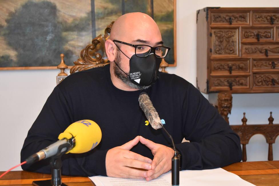 Efrén Castro (BNG), diputado delegado del área de Deportes en la Diputación de Lugo