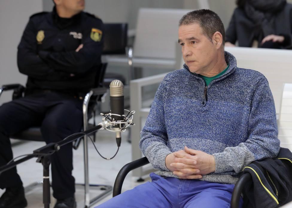 El etarra Anton Troitiño a juicio
