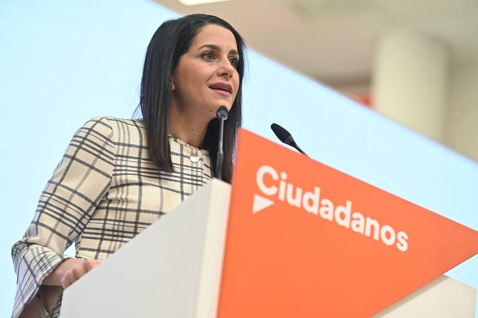 La dirección de Ciudadanos descarta un congreso y reprocha las críticas para hacer daño al partido