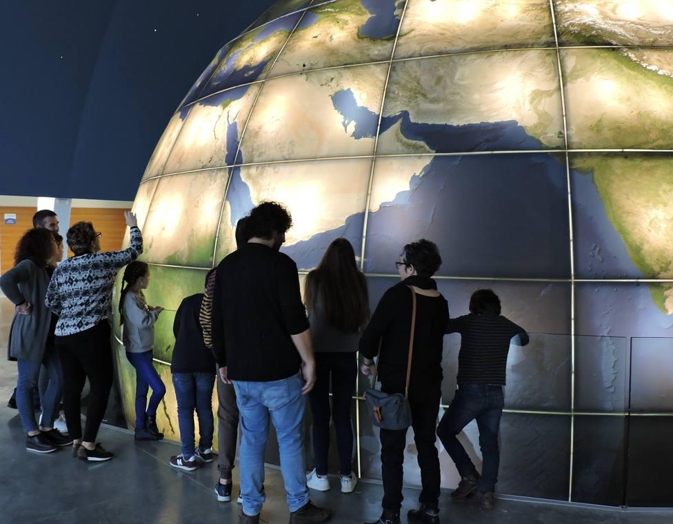 Visitas al Planetario