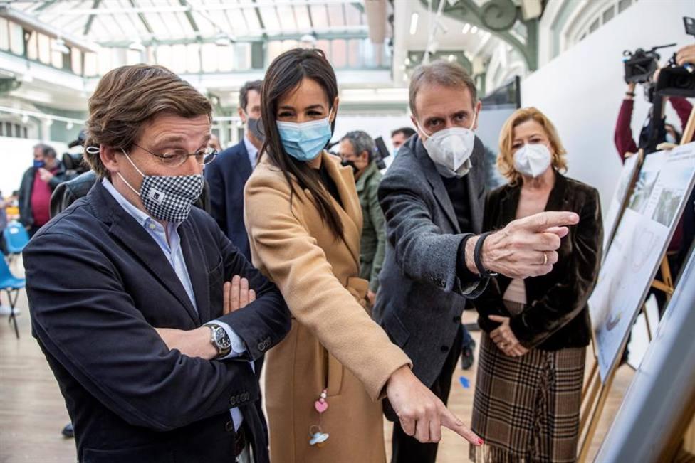 El alcalde de Madrid ha afirmado que la continuidad de su Gobierno de coalición con Ciudadanos está garantizad