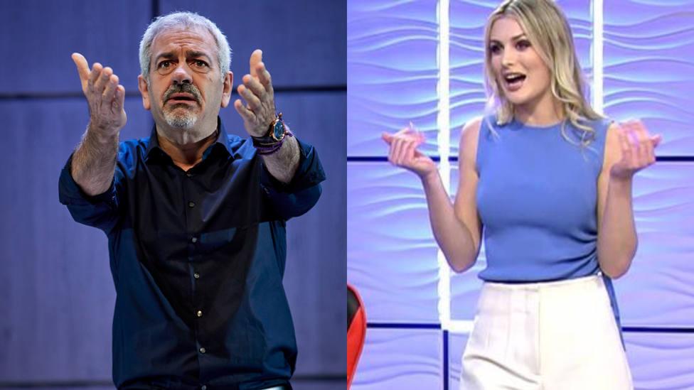Carlos Sobera, obligado a cortar El Precio Justo por lo que dice su hija: Lo explicaré en su momento