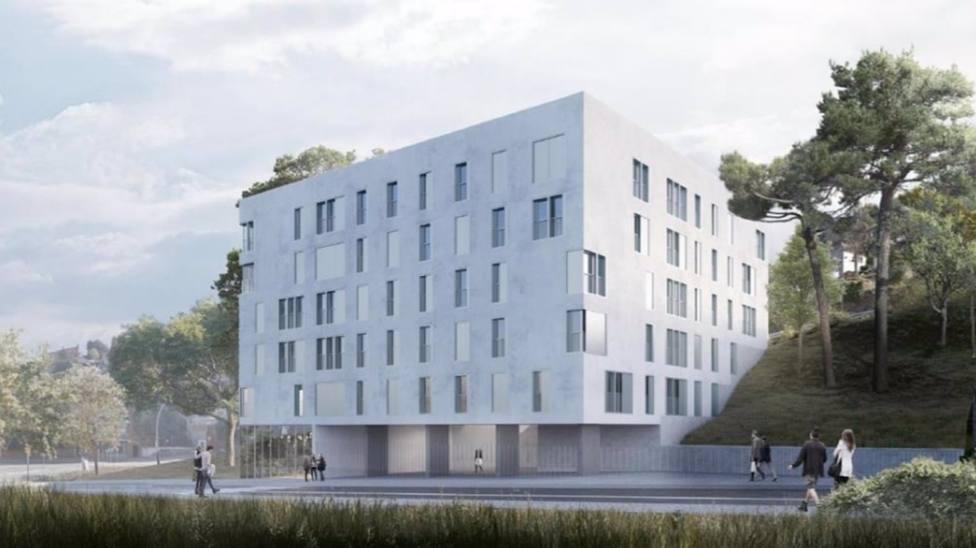 Barcelona inicia la construcción de un nuevo edificio de 31 viviendas públicas en Torre Baró