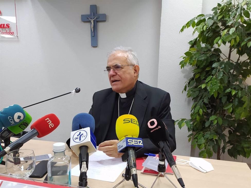 El obispo avisa ante el 1 de mayo que el marxismo, la lucha de clases y el odio llevan a la violencia