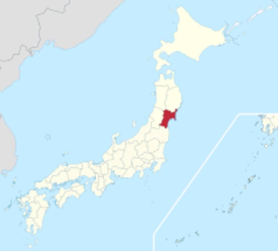 Un terremoto de magnitud 6,6 sacude el noreste de Japón sin alerta de tsunami