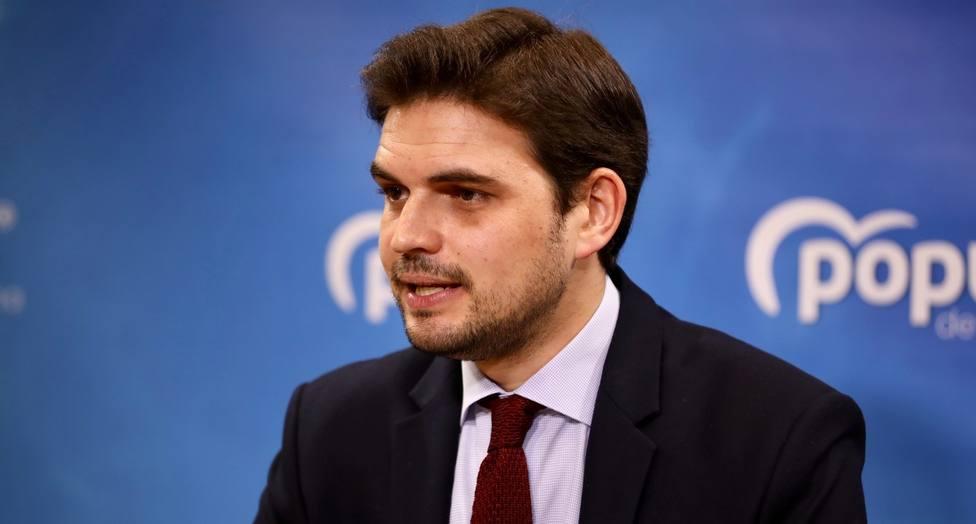 Santiago Serrano, foto de archivo