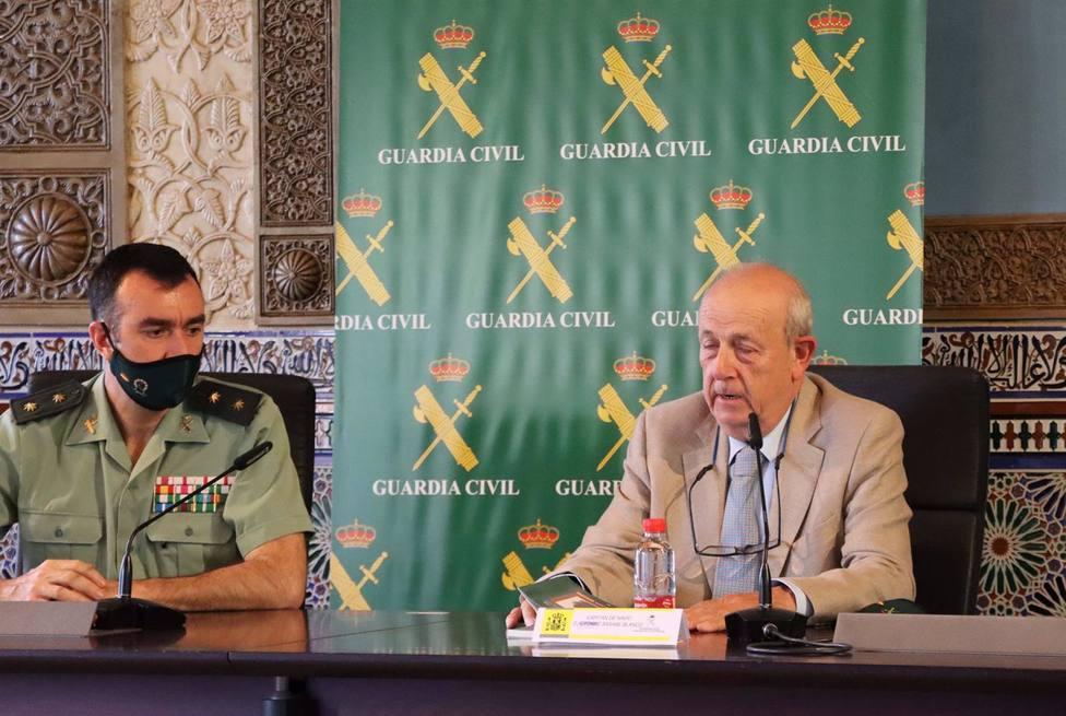 La Guardia Civil culmina los actos del 177º aniversario con una conferencia sobre el autor del himno