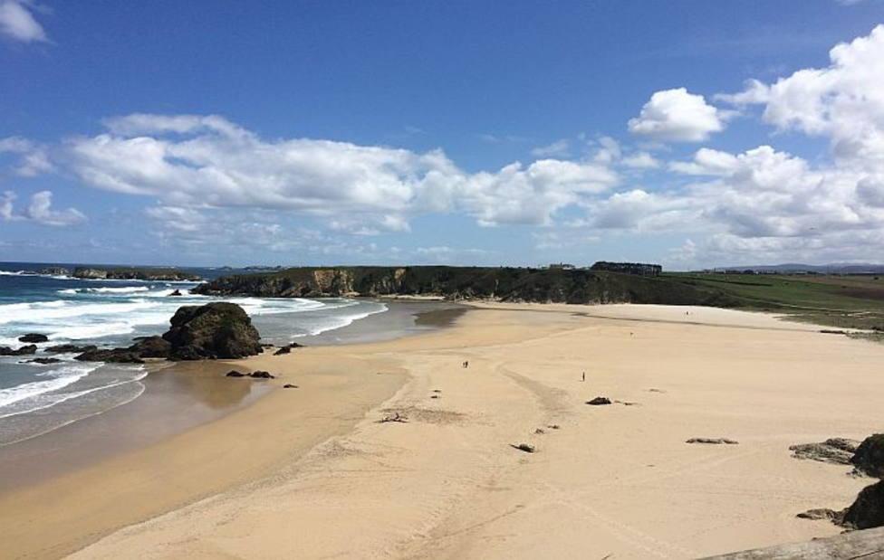 playa peñarronda castropol