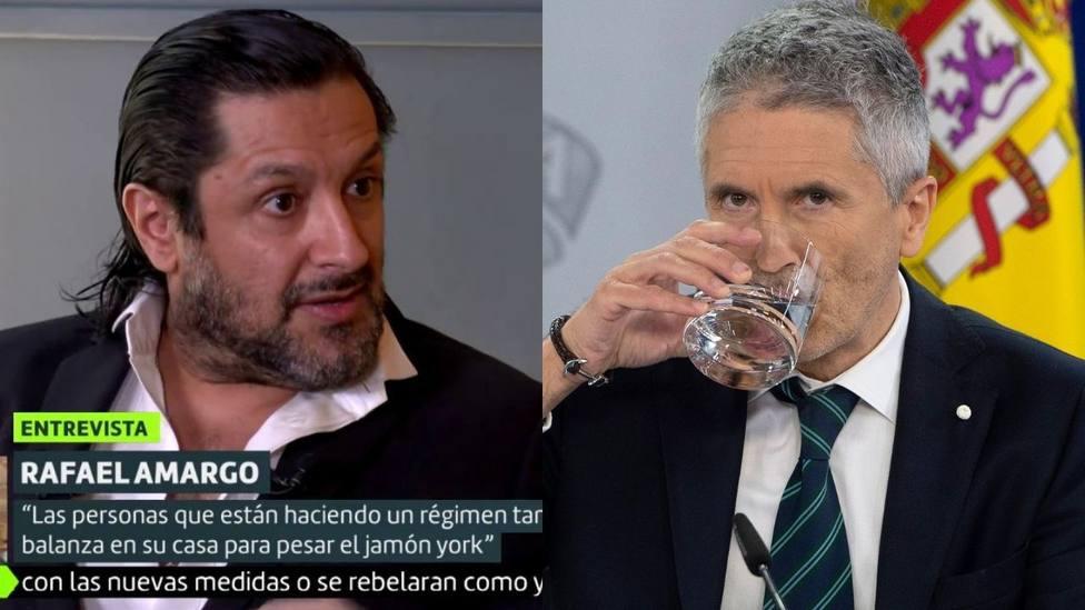 Rafael Amargo y Marlaska