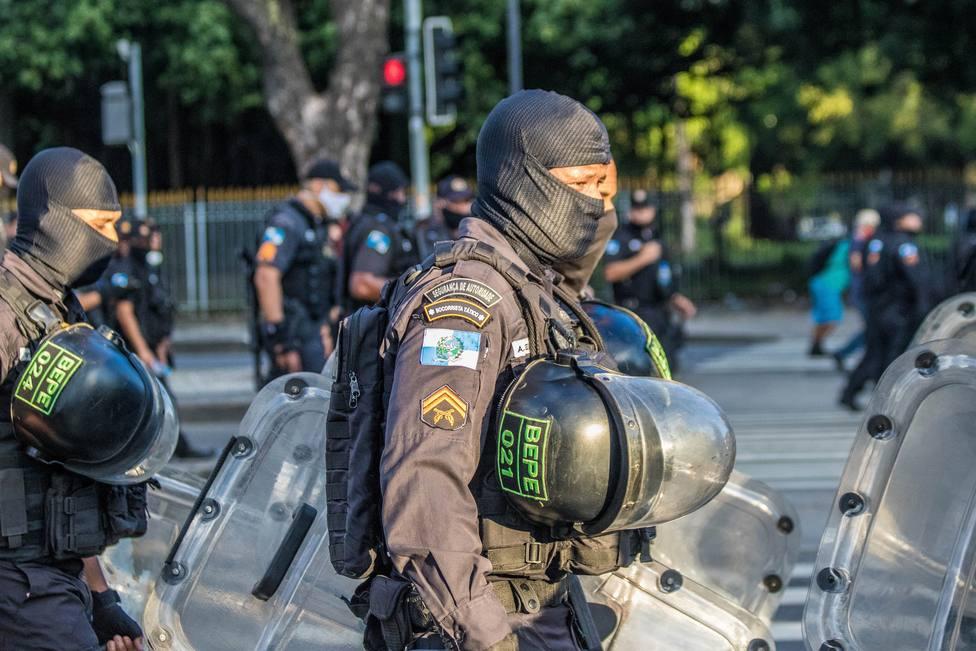 Fallece en un operativo policial uno de los criminales más buscados de Río de Janeiro