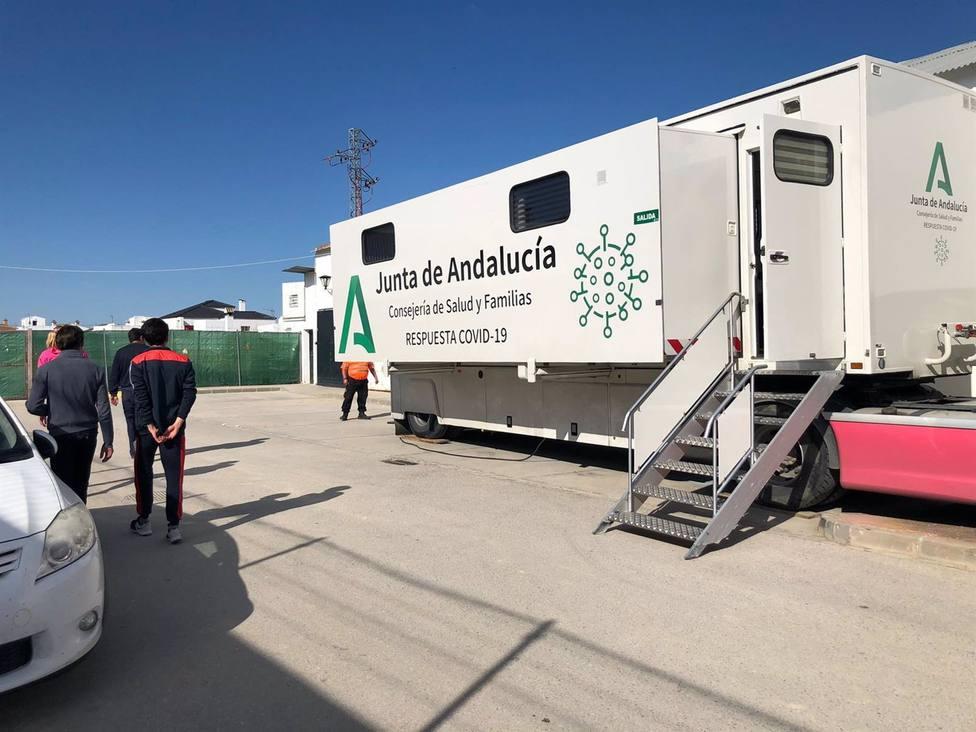 Cádiz.-Coronavirus.- La provincia registra seis fallecidos y supera las 1.500 muertes desde el principio de la pandemia