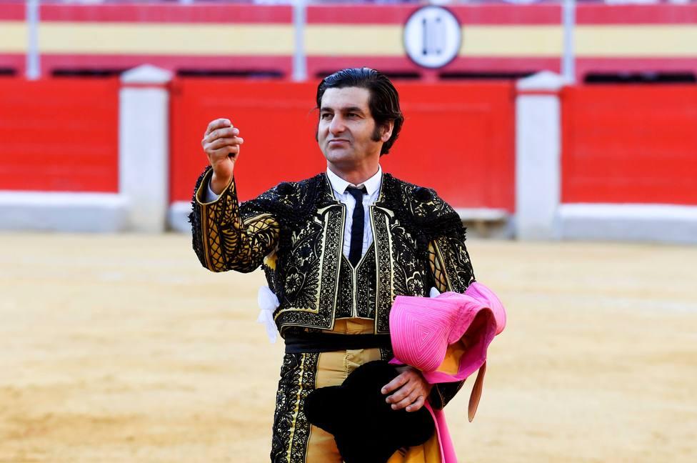 Feria taurina del Corpus en Granada