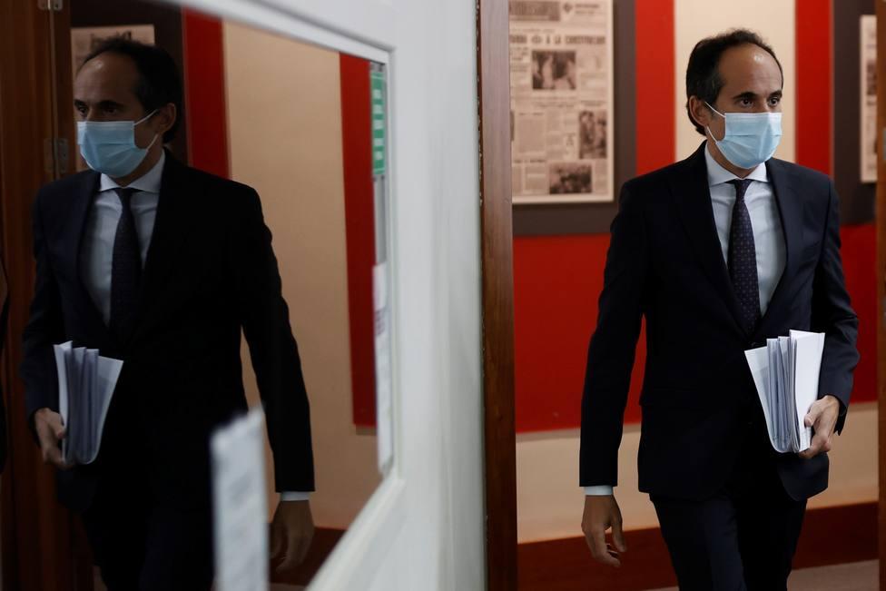 Francesc Vallés sustituye a Miguel Ángel Oliver en la la Secretaría de Estado de Comunicación del Gobierno