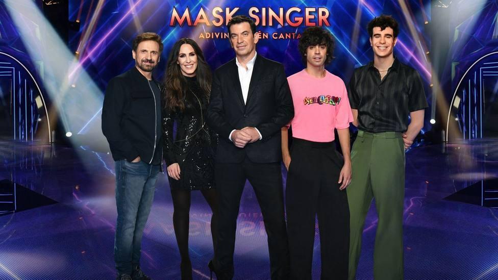 El imperdonable error de Mask Singer que pone en serio peligro la continuidad del formato en Antena 3