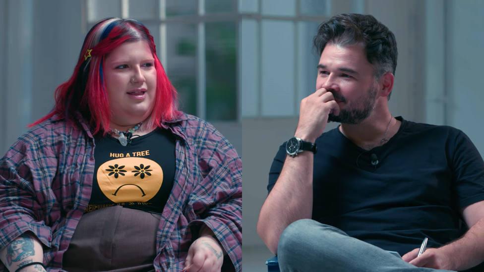 Una invitada aboga por matar a los de Vox y la reacción de Rufián indigna a las redes