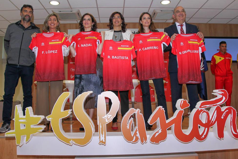 España debutará ante Eslovaquia en la Billie Jean King Cup