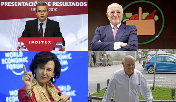 Los líderes con mejor reputación de España