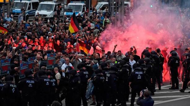Chemnitz, la ciudad alemana donde triunfa la ultraderecha