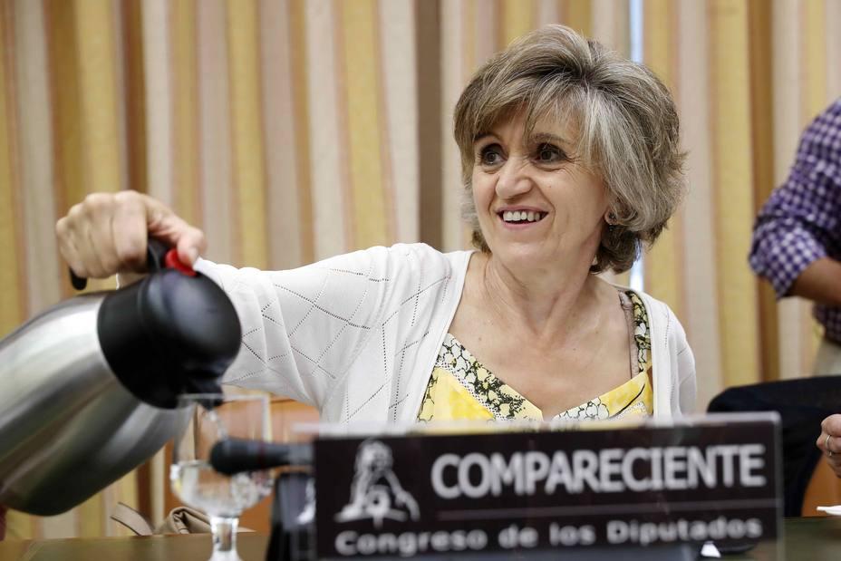 María Luisa Carcedo, Alta Comisionada para la Pobreza Infantil, María Luisa Carcedo, nueva ministra de Sanidad