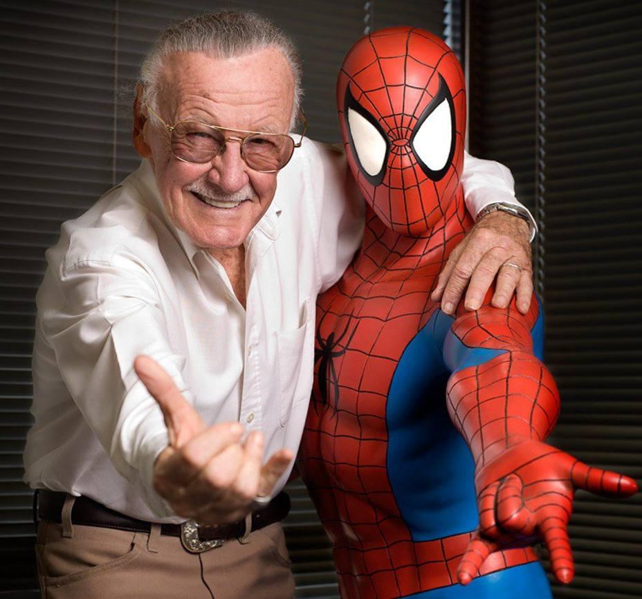Lo que no sabías de Stan Lee, la leyenda de los cómics