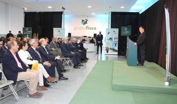 inauguracion FISSA