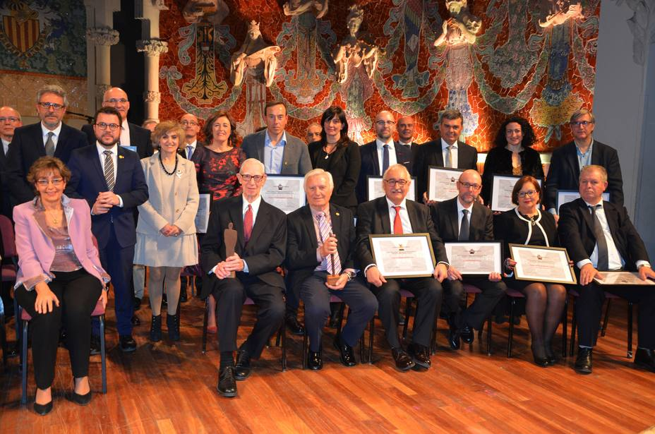La Sociedad de Oncología Radioterápica, galardonada con el Premio Avedis Dobanadian