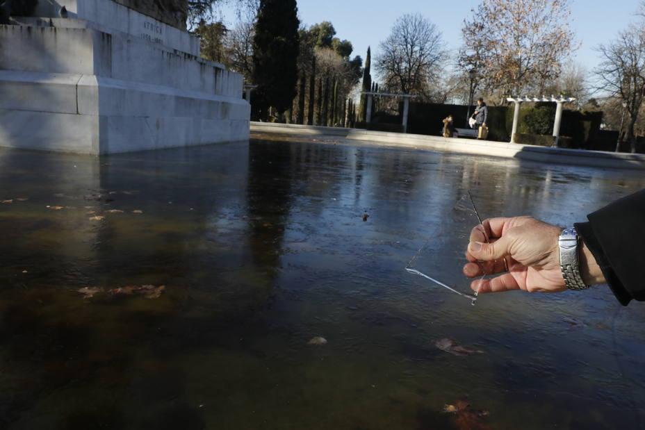 Un total de 16 provincias continúan este domingo en alerta por temperaturas mínimas