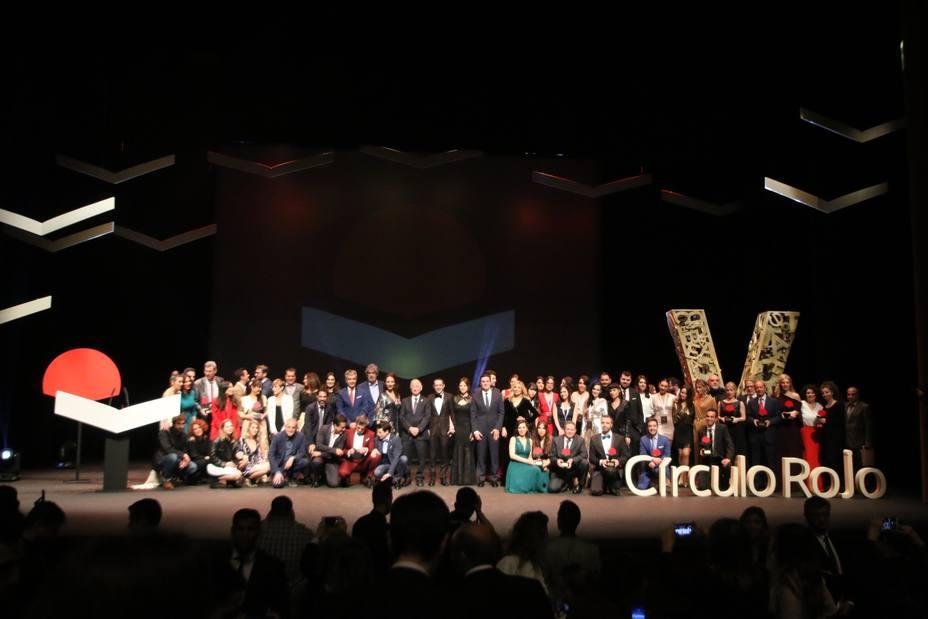 Círculo Rojo celebra su quinta fiesta mágica de las letras y rinde justo homenaje a 12 de sus autores