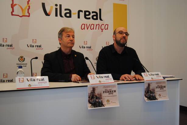 Vila-real Aniversario de la Fundación de la ciudad
