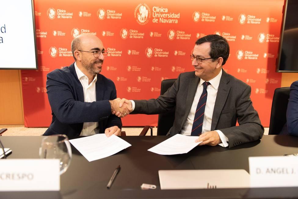 Clínica Universidad de Navarra y Multiópticas investigarán la degeneración macular y la miopía