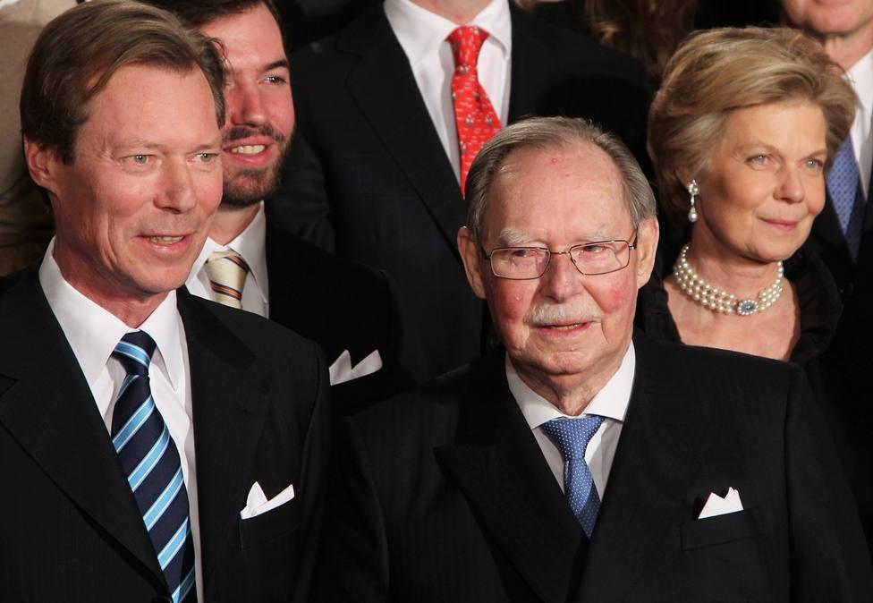 El gran duque Juan de Luxemburgo fallece a los 98 años