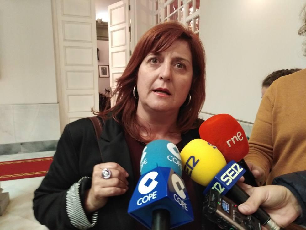 La coalición de Podemos votará por su candidata como alcaldesa